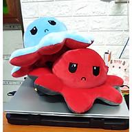 Thú Nhồi Bông Bạch Tuộc 2 Cảm Xúc Lông Mịn 3D Cao Cấp Nhiều Kích Thước Siêu Dễ Thương Giao Màu Ngẫu Nhiên thumbnail