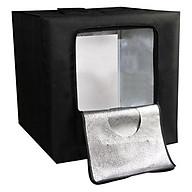 Hộp Chụp Sản Phẩm Photogear Có Đèn LED (40 x 40 cm) - Hàng Nhập Khẩu thumbnail