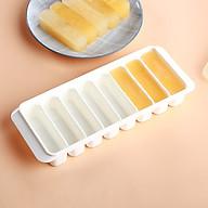 Bộ 2 hộp kèm nắp 8 ngăn đựng đồ ăn trẻ em cao cấp - Hàng Nội địa Nhật thumbnail