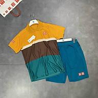 Bộ quần áo thể thao nam tennis vải cotton lạnh mềm min mát Hè 2021 thumbnail