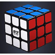 PUZZLE CUBE 3X3 BLACK VERSION thumbnail