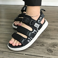 Giày sandal nữ siêu nhẹ hiệu Vento thích hợp mang đi học NB80B thumbnail