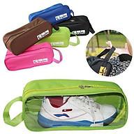 Túi đựng giày thể thao chống thấm có dây kéo thumbnail