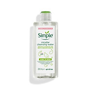 [New 2020] Nước tẩy trang Simple Kind to Skin Micellar Cleansing Water thumbnail