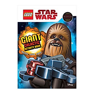Lego Star Wars Giant Galactic Activity Book thumbnail