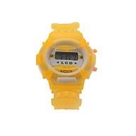 Đồng hồ trẻ em cho bé trai và bé gái [Tặng dây cột tóc hoa mặt trời] thumbnail