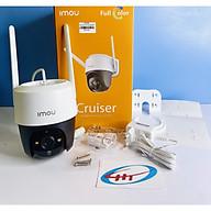 Camera IP Wifi PTZ Imou IPC-S22FP 2MP FullColor ngoài trời , KÈM THẺ NHỚ 128G hàng chính hãng. thumbnail