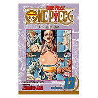 One Piece 13 - Tiếng Anh thumbnail