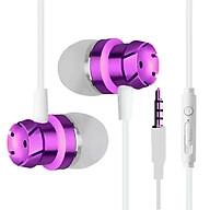 Tai nghe có Mic New4all Piston Basic in-ear super Bass kiểu dáng thời trang - Hàng Chính Hãng thumbnail