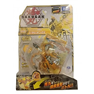 Quyết Đấu Bakugan - Siêu Chiến Binh Phượng Hoàng Pyravian Gold - Baku035 thumbnail
