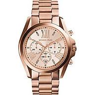 Michael Kors Bradshaw Women s Chronograph Wrist Watch - 43MM thumbnail
