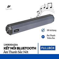 Loa bluetooth Speaker A21 Lanith hỗ trợ TF,đài FM,USB,BT,AUX 3.5 kiểu dáng sang trọng âm thanh chuẩn Bass mạnh Hàng nhập khẩu - LWR00A21 thumbnail