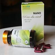 Thực phẩm chức năng Nano mầm đậu nành Metaherb thumbnail