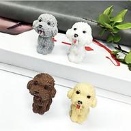[COMBO 2 Chiếc] Cục Tẩy Bút Chì Chó TEDDY Siêu dễ thương - Cục Gôm Tẩy Văn Phòng Phẩm Cho Bé thumbnail