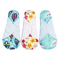 Băng vệ sinh vải WingPad - Mua 5 miếng 21cm - Tặng 1 miếng 17cm - Giao mẫu ngẫu nhiên thumbnail