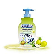 Sữa rửa tay trẻ em Saponello - hương quả lê 300ml thumbnail