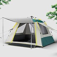 Lều cắm trại 4 người 2020 (Màu Ngẫu Nhiên) thumbnail