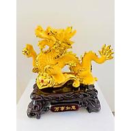 Tượng rồng vàng phong thủy thumbnail