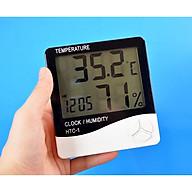 Máy đo nhiệt độ độ ẩm HTC-1 ( Có tặng kèm pin ) thumbnail