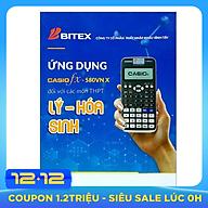 Ứng Dụng Casio Fx - 580Vn X Đối Với Các Môn THPT Lý - Hóa - Sinh thumbnail
