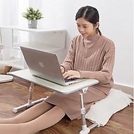 Bàn laptop thông minh xếp gọn ASBK2106, tùy chỉnh độ cao, góc nghiêng mặt bàn thumbnail