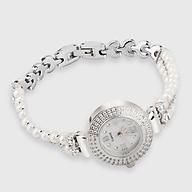 Đồng hồ hợp kim ngọc trai Freshwater 3.5-5mm chất liệu Hợp kim Kiểu dáng đơn giản thanh lịch I1012E0F32W026000Z000 thumbnail