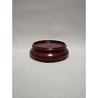Đế kê bát hương- chất liệu gỗ hương. Mã PMĐBH1 thumbnail