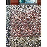 Decal dán kính mờ sỏi đá có sẵn keo DK42 thumbnail