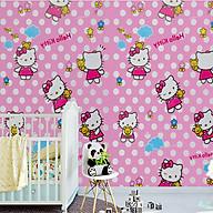 10m Giấy dán tường hello kitty C0092 thumbnail