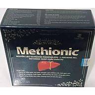 Viên uống METHIONIC- hỗ trợ chức năng gan, thanh nhiệt, mát gan ( hộp 60 viên) thumbnail