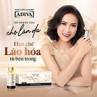 Nước Uống Làm Đẹp Da ADIVA Collagen - Hộp 14 Chai thumbnail