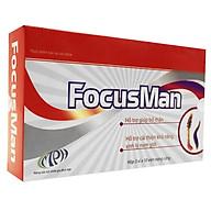 Tăng cường sinh lý nam Focus man - Chính hãng thumbnail