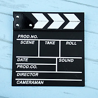 Bảng clapper board quay phim - Loại nhỏ thumbnail