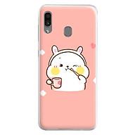 Ốp lưng dẻo cho điện thoại Samsung Galaxy A20 - 0031 CUTE06 - Hàng Chính Hãng thumbnail