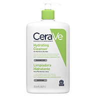 CeraVe Hydrating Cleanser 1L thumbnail