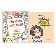 Combo 2 Cuốn Sách Hài Hước Vui Vẻ Một Cuốn Sách Buồn Cười ( Vui Vẻ Không Quạu Nha 2 ) + Vui Vẻ Không Quạu Nha thumbnail