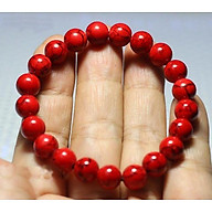 Vòng tay đá San Hô đỏ thiên nhiên thumbnail