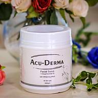 Kem tẩy tế bào chết cao cấp làm trắng sáng da chuyên dùng cho Spa Acu-derma (500g) thumbnail