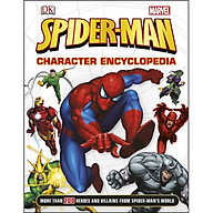 Spider-Man Character Encyclopedia thumbnail