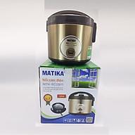 Nồi cơm điện Matika MTK - RC0911 - Hàng chính hãng thumbnail