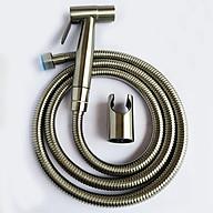 Vòi xịt vệ sinh inox - Vòi xịt bồn cầu inox SUS 304 cao cấp thumbnail