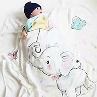 Chăn đũi cho bé từ sợi tre thiên nhiên Chăn cho trẻ sơ sinh thumbnail