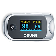 Máy đo nồng độ oxy trong máu SpO2 và nhịp tim Beurer PO40 thumbnail