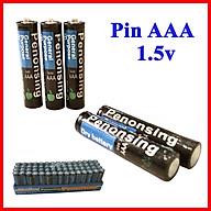 Pin tiểu AAA khô (1 viên) cho thiết bị điện tử, loại tốt không chảy nước thumbnail