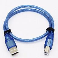 Dây USB Máy In 1.5m Màu Xanh thumbnail