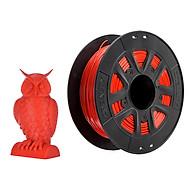 Creality 3D Printer PLA Filament 1.75mm 1kg 2.2lbs Filament Dimensional Accuracy + - 0.02 mm, Yellow thumbnail