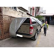 Bạt phủ xe hơi cách nhiệt, bạt trùm xe ô tô từ 4-7 chỗ chất liệu vải Oxford cao cấp YXXL+ ( dành cho xe bán tải) thumbnail