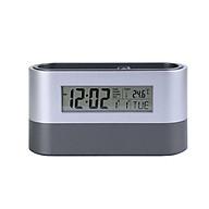 Đồng hồ kiêm hộp đựng bút 2078 V3 (dẹt) thumbnail