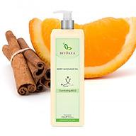 Dầu Massage Body Biyokea - Comforting B012 (Dịu nhẹ) - 1000ml thumbnail
