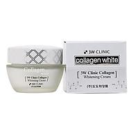 Kem Dưỡng Trắng Da Tinh Chất Collagen 3W Clinic Collagen Whitening Cream (60ml) thumbnail
